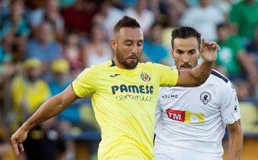 Санти Касорла отново в игра след 636 дни отсъствие