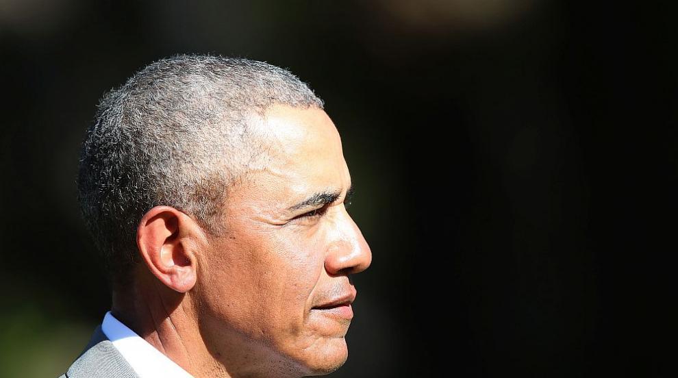 Хиляди станаха на крака и аплодираха реч на Обама (СНИМКИ/ВИДЕО)