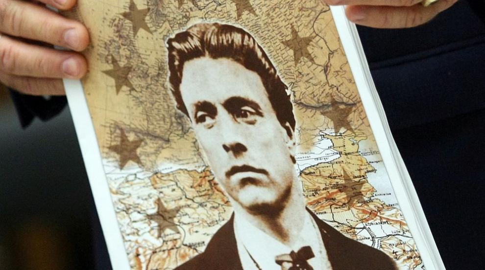 Жена открадна портрет на Васил Левски от заведение в Свиленград
