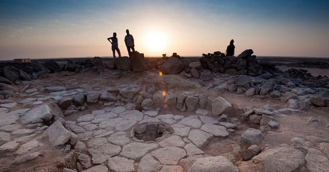 Овъглени остатъци от хляб, изпечен преди около 14 500 години