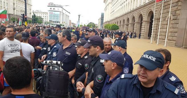 Животновъди от цялата страна излязоха на протест в София. Стигна