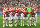Хърватският национален отбор по футбол