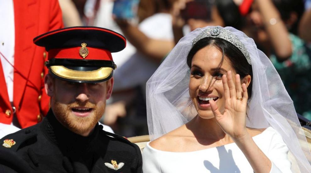 Принц Хари и Меган изпратиха благодарствена картичка на жени от село...