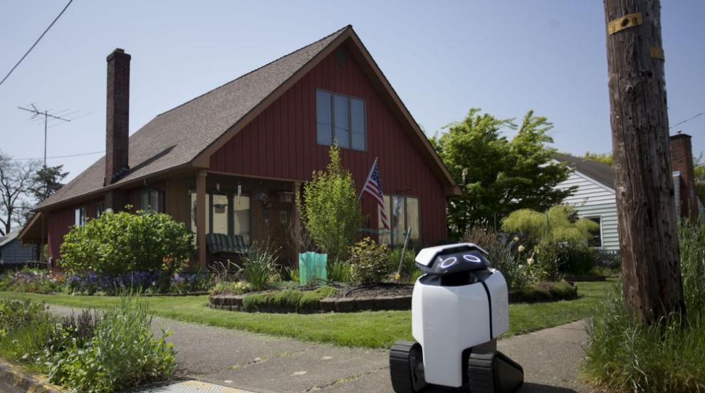 Роботи вече заменят доставчиците в Китай (СНИМКИ)