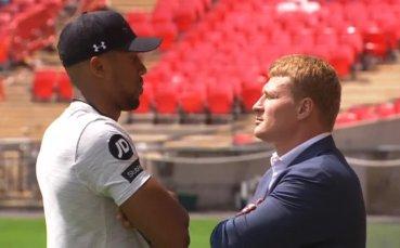 Джошуа иска да циментира боксовото си наследство срещу Поветкин и Уайлдър