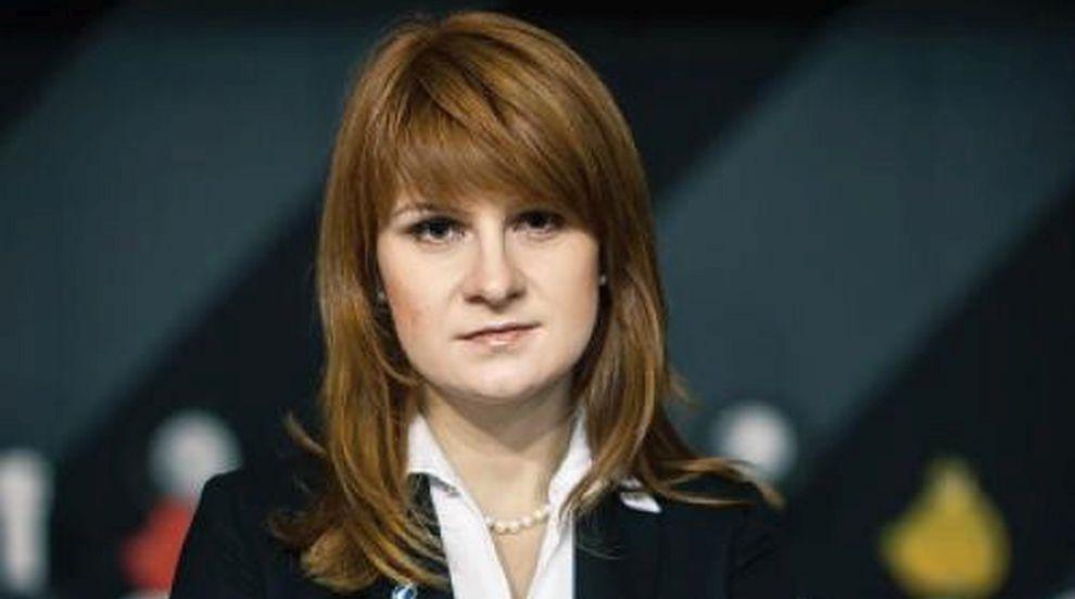Арестуваната в САЩ рускиня Мария Бутина - приказка за секс, измами и шпионаж