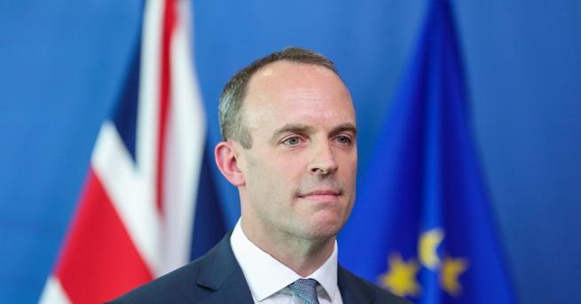 Новият британски министър за Брекзита Доминик Рааб заяви, че очаква