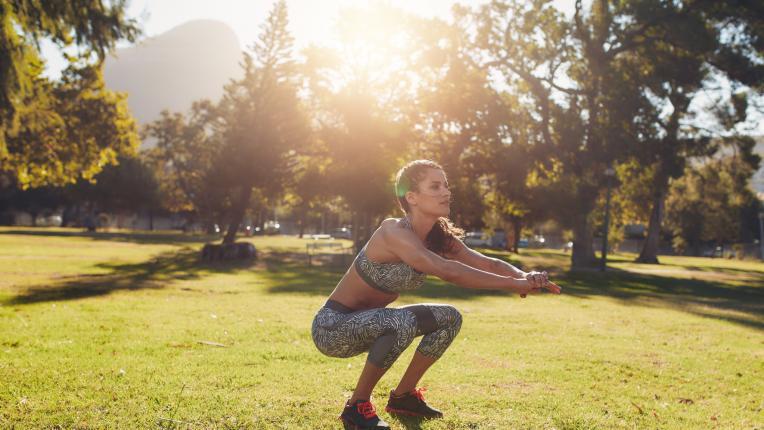 100 клека за 1 месец – как се променя тялото ни?