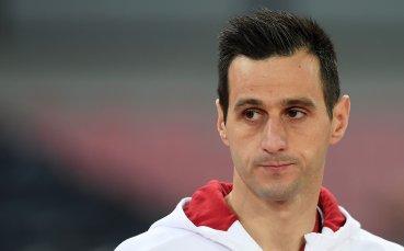 Опозорилият се пред Хърватия отказа сребърния си медал