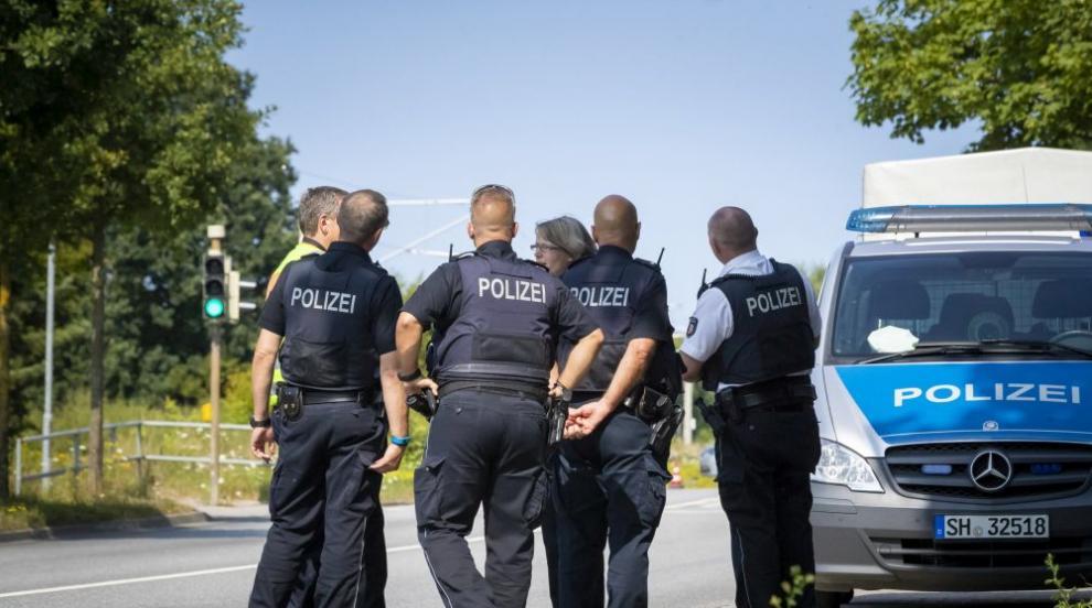 Нападателят от Любек отказва да говори пред следователите (ВИДЕО/СНИМКИ)