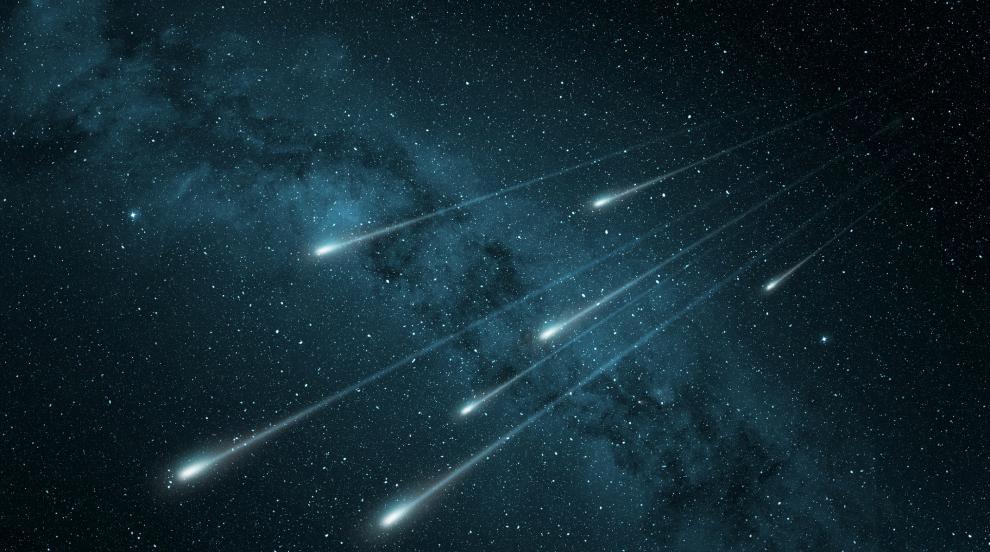 """Погледнете небето тази нощ! Ще ни зарадва """"звезден дъжд"""" (ВИДЕО)"""