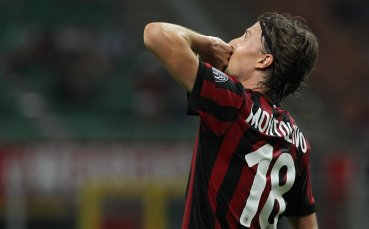 Четирима от първия тим на Милан с прочетени присъди