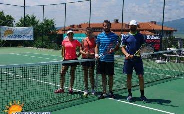 Двойна доза тенис в Santa Marina Open II през септември