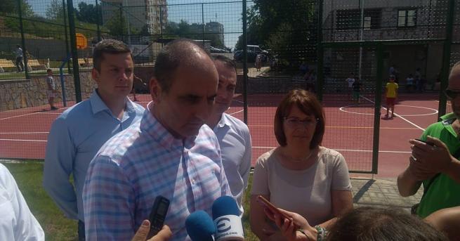 Председателят на Парламентарната група на ГЕРБ и заместник-председател на партията