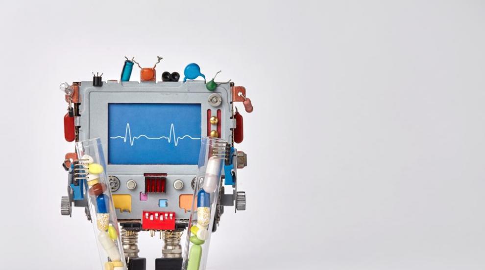Робот-химик открива нови молекули и реакции (СНИМКА)