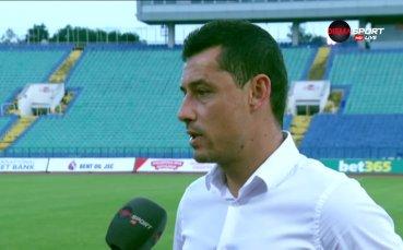 Томаш: И двата отбора не заслужихме да бием, слаб мач
