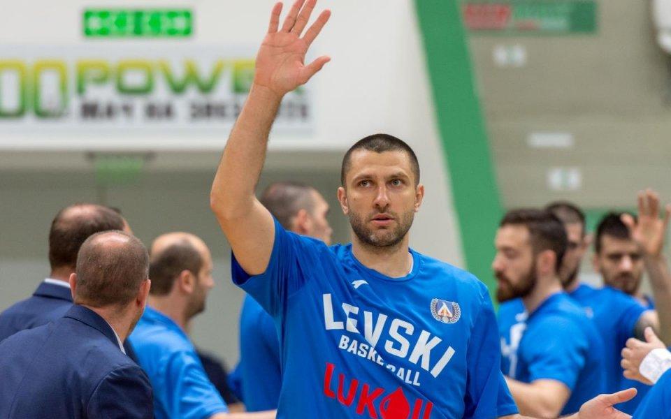 Веселин Веселинов е новият тийм мениджър на Левски Лукойл