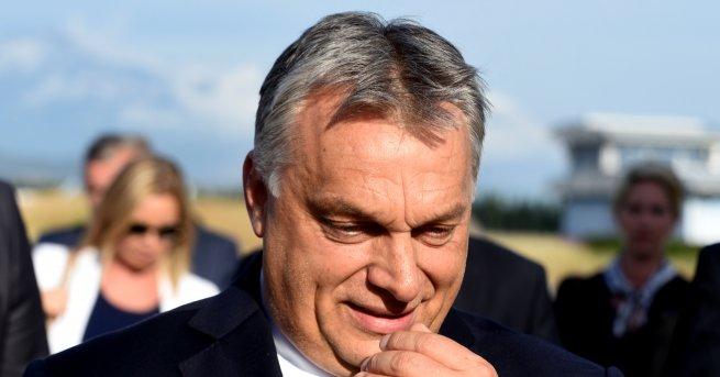 Преди дни Европейският парламент гласува решение, според което Унгария, премиерствана