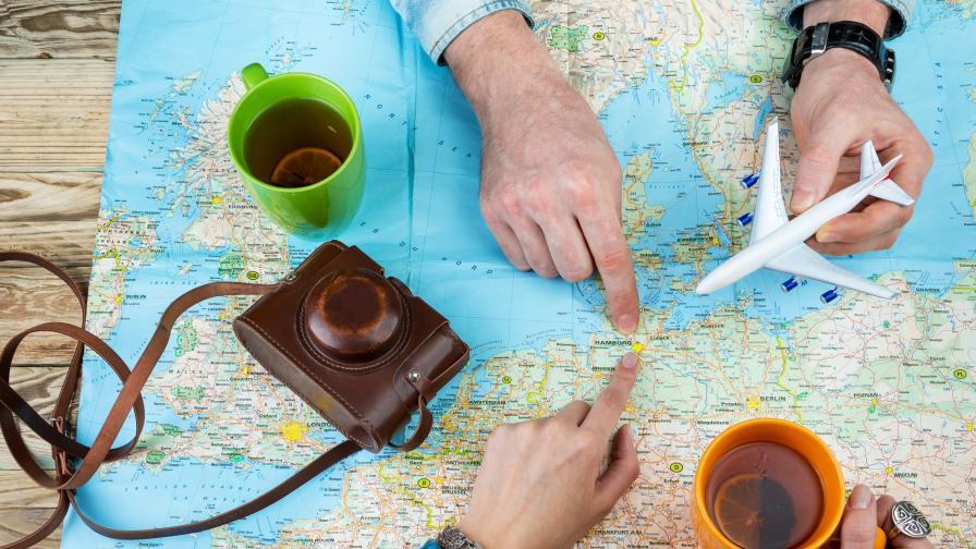 Най-добрите места за пътуване през 2020 г. (виртуална обиколка)