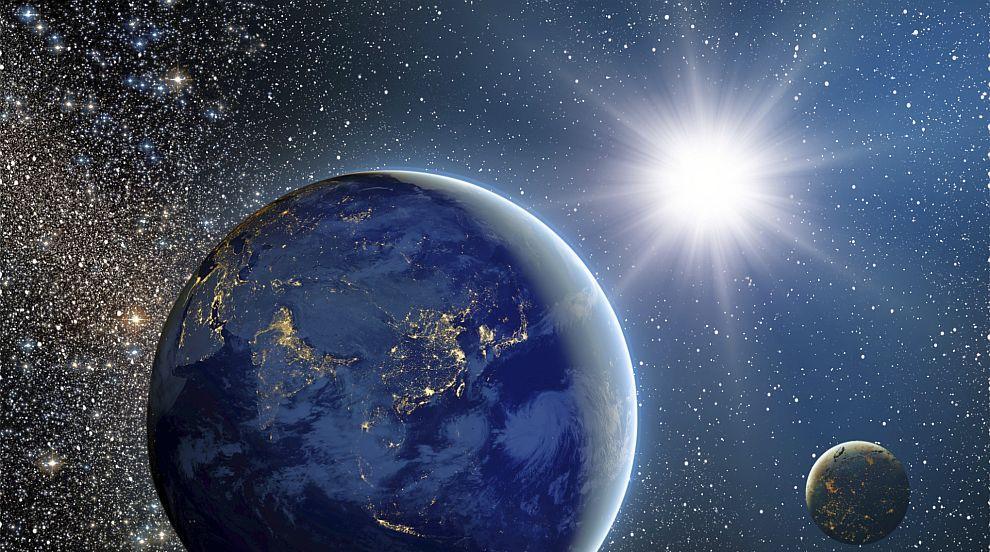 Екзопланета може да стане втори дом за цялото човечество