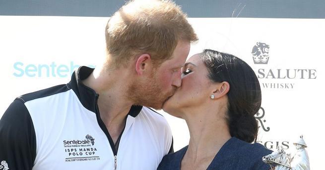 Принц Хари и херцогиня Меган за пореден път показаха, че