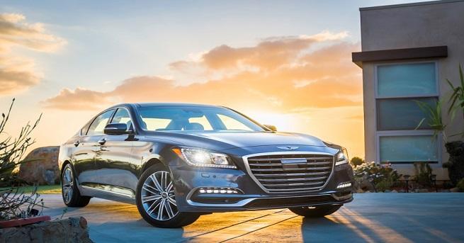 Луксозната марка на Hyundai зае първо място в рейтинга за