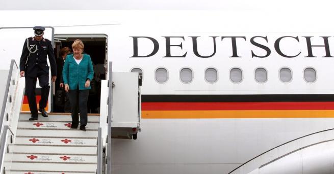 На фона нанедостига на самолети за най-високопоставените представители на германските