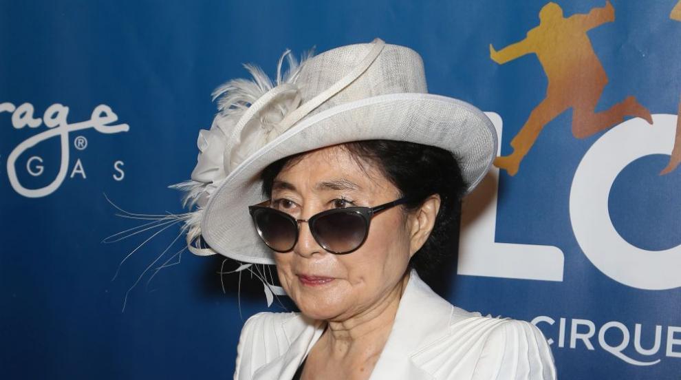 На 85 години Йоко Оно издава албум