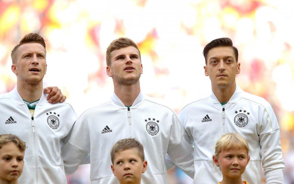 Германски политик призова да задължат националите да пеят химна