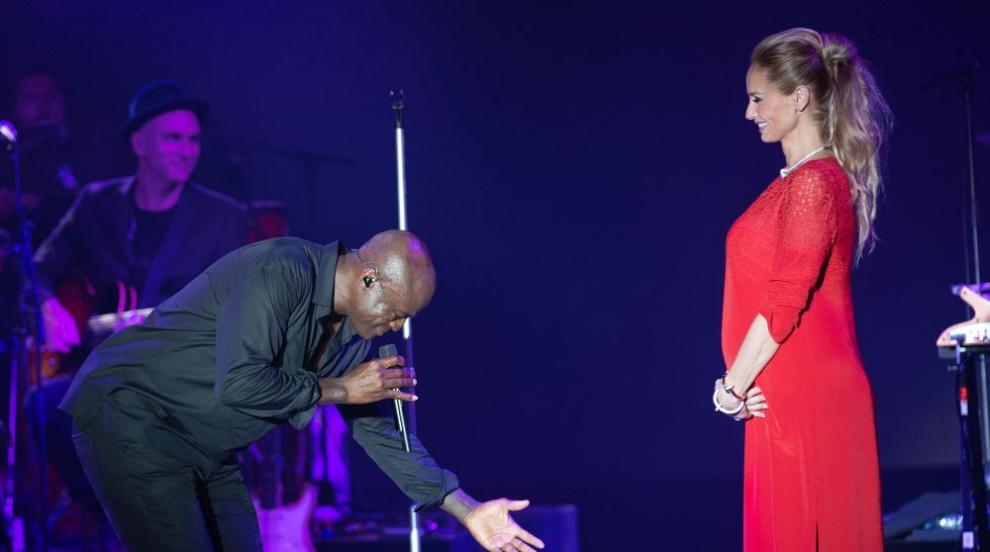 Адриана е щастлива и след Карембьо, очаква бебе