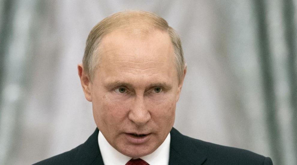 Владимир Путин пристига в Сърбия