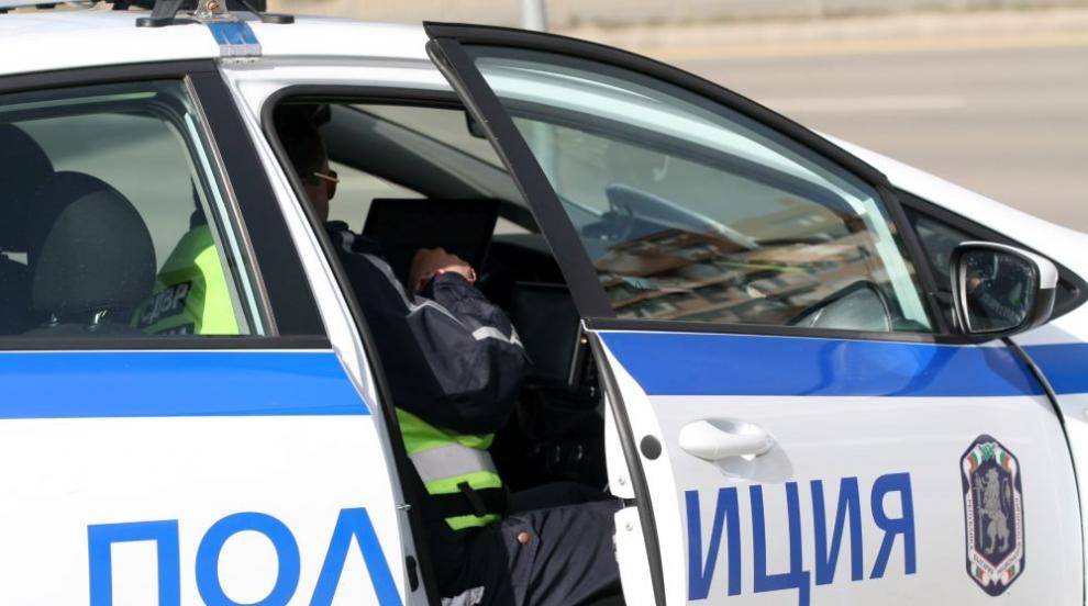 Шофьор без книжка помете пешеходец в Приморско