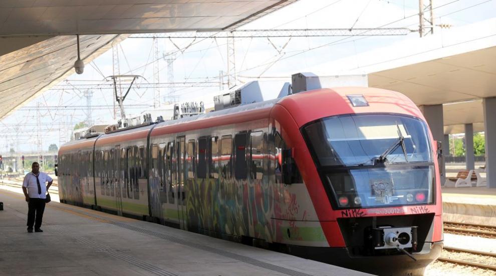 Влаковете се движат по ново разписание