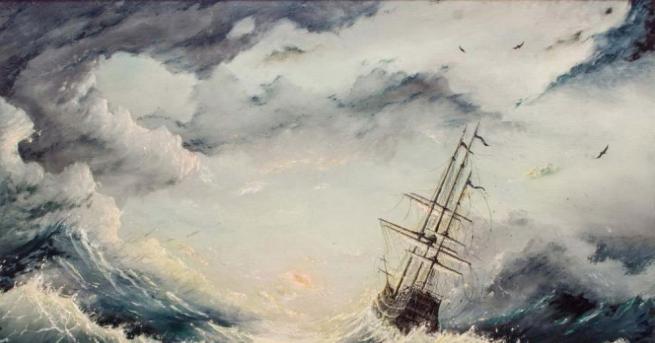 Намерили се отговор на мистериозните изчезвания в Бермудския триъгълник? Гигантски