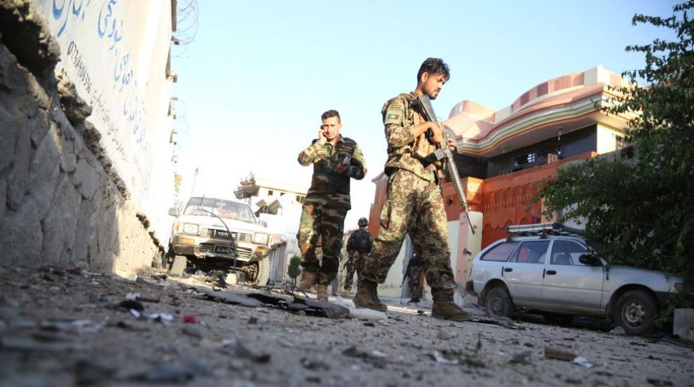 Десет деца са убити при американски въздушни удари в Афганистан