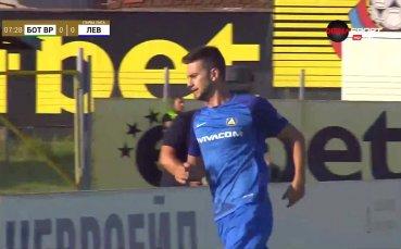 Костов изведе Левски напред срещу Ботев Враца