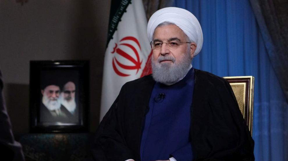 Иранският президент нарече санкциите на САЩ икономически тероризъм