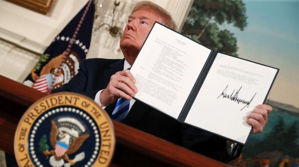 Тръмп подписа законопроекта за бюджета на Пентагона, рекордни разходи за...