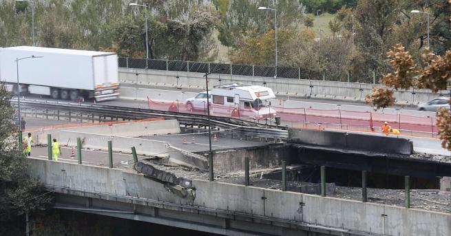 Учениците, пострадали при взрива на магистрала в Болоня, вече се