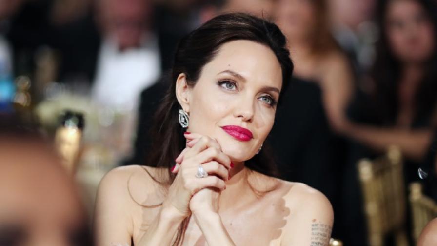Анджелина Джоли: Брад Пит не плаща достатъчно