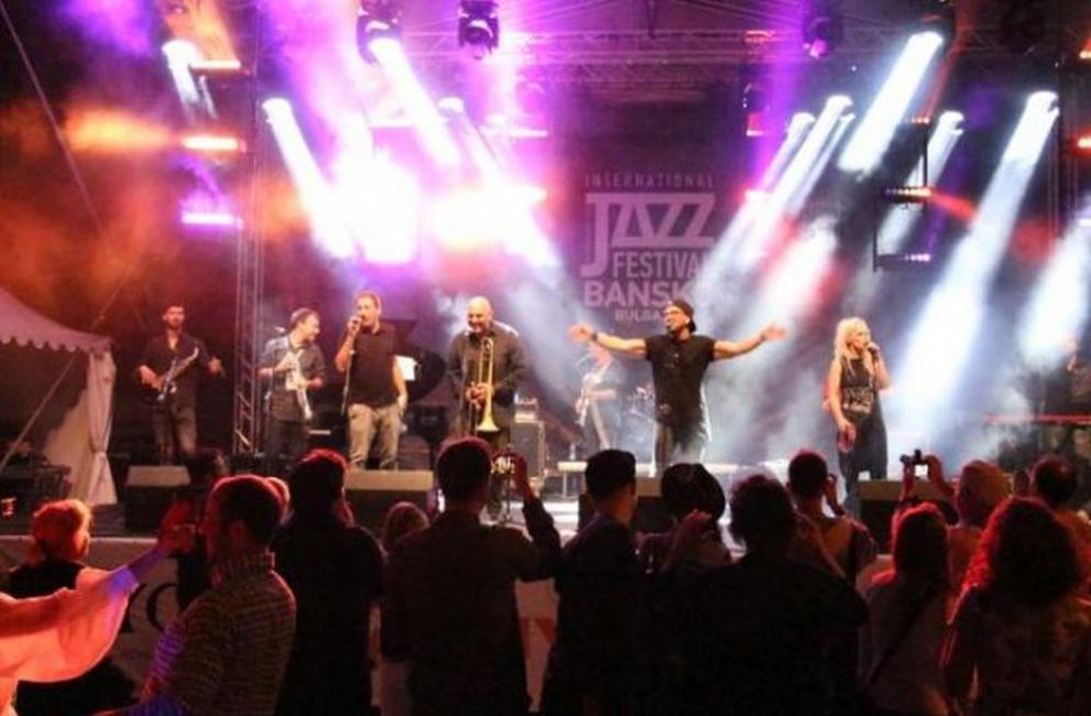 Резултат с изображение за Джаз фестивала в Банско е в своя разгар