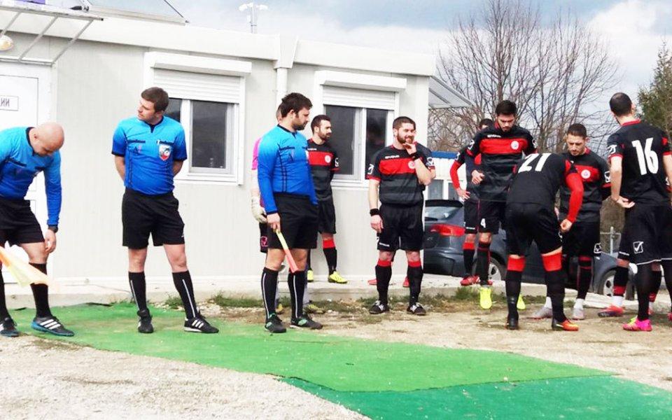 Локо Русе картотекира отбора за Трета лига