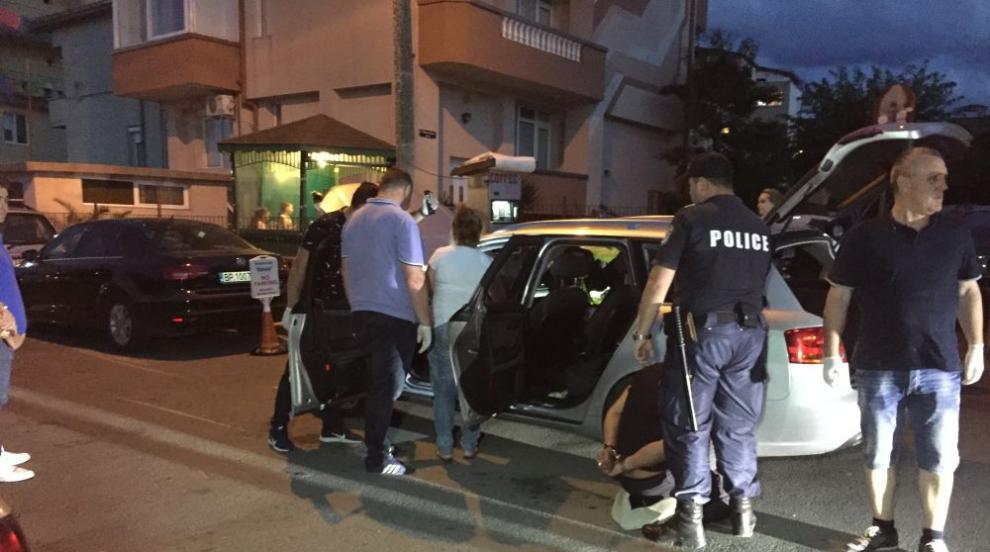 Полицейската акция по Южното Черноморие продължава (ВИДЕО)