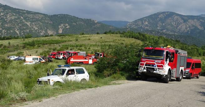 Има ли проблем с новите пожарни коли в страната?Проверка на