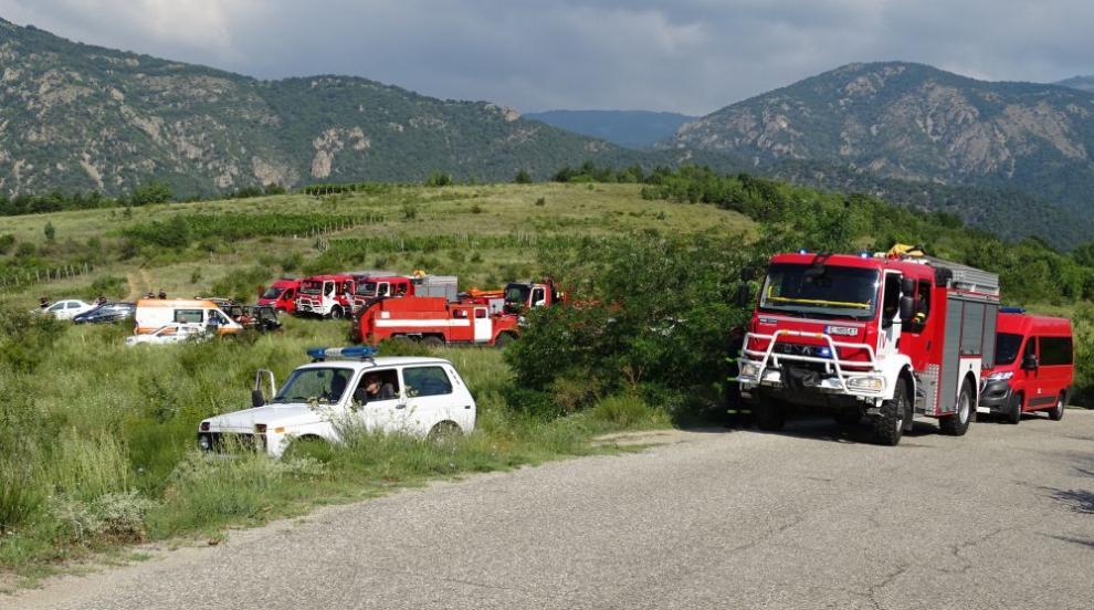 Има ли проблем с новите пожарни коли в страната?