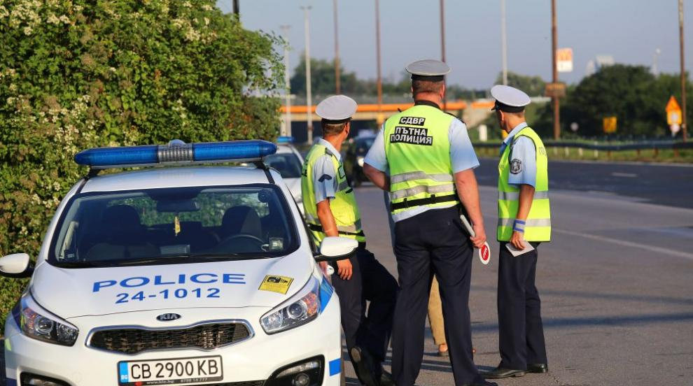 За ден полицаи провериха 4100 МПС-та, засякоха 3200 нарушения