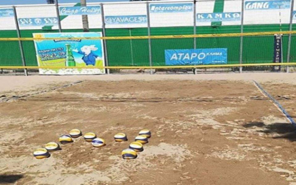 4 двойки на Марица се пускат на турнир по плажен волейбол