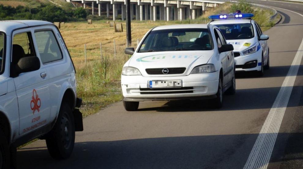 Един човек загина, а четирима са ранени при тежка катастрофа край Варна