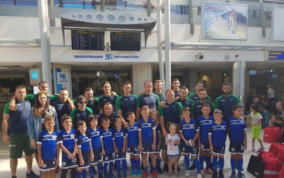 Националите по мини футбол очакват мачовете от Европейското