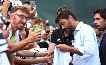 Аниели е категоричен: Ювентус трябва да спечели ШЛ